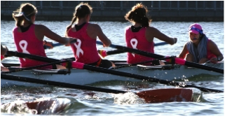 RFTC Rowers On The Water